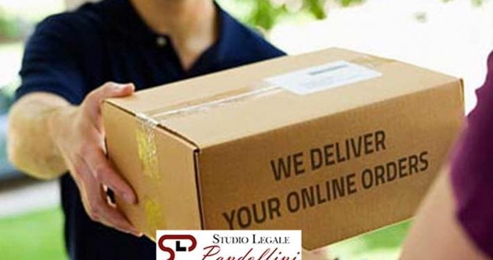 Regole sulla consegna e commerce