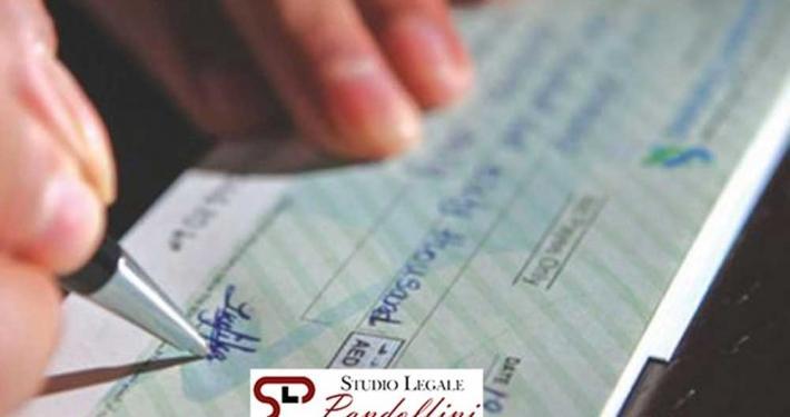 Assegno bancario internazionale