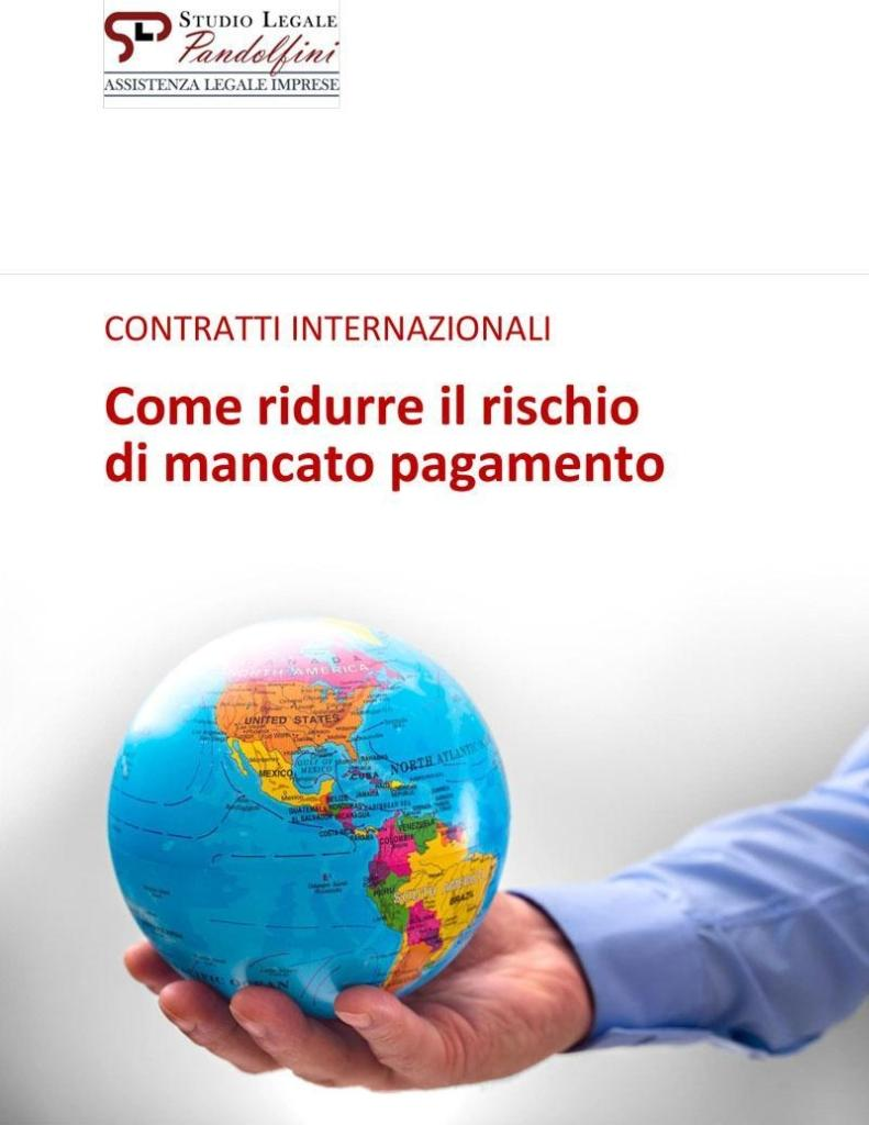 Pagamenti internazionali copertina